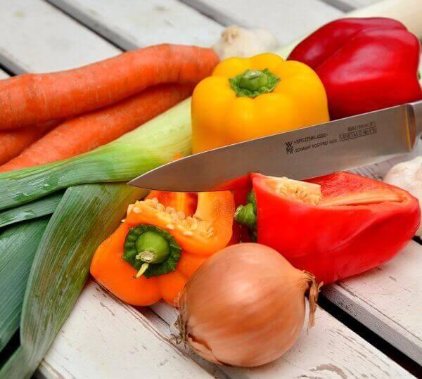 Bunter Gemüseauflauf zum abnehmen
