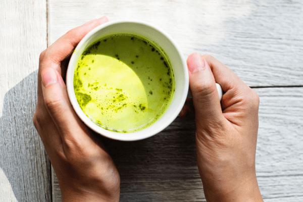 Grünkernsuppe zum abnehmen