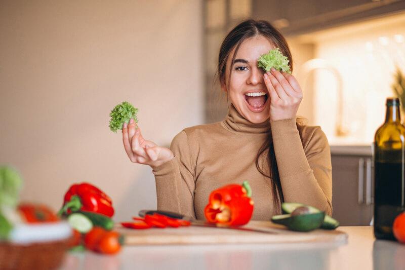 verschiedene Salate von uns Empfohlen