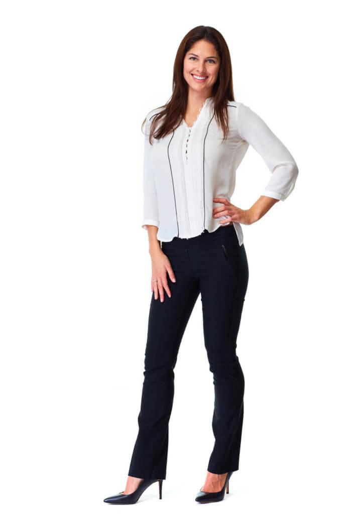 Schlank auch im Beruf immer wichtiger: schlanke Frauen haben einfach mehr Erfolg.