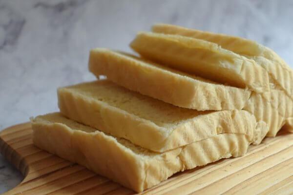 Glutenfreies Toastbrot selber backen